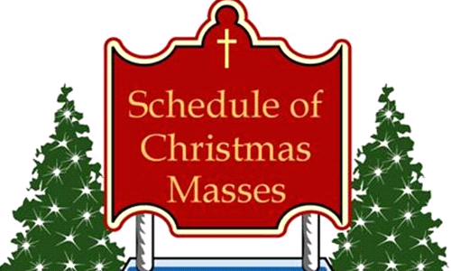 Christmas Masses
