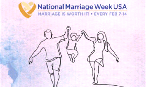 National Marriage Week Feb. 7-14